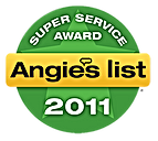 Angie's List Reward for air duct cleaning 2011