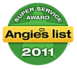 Ringoes NJ 08551 Air Duct Cleaning Angie's List Super Service Award 2011