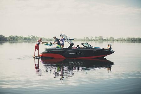 Wakesurfing and wakeboarding lessons on Lake Buchanan, Inks Lake, Lake LBJ, Lake Marble Falls, Lake Travis, and Lake Austin.