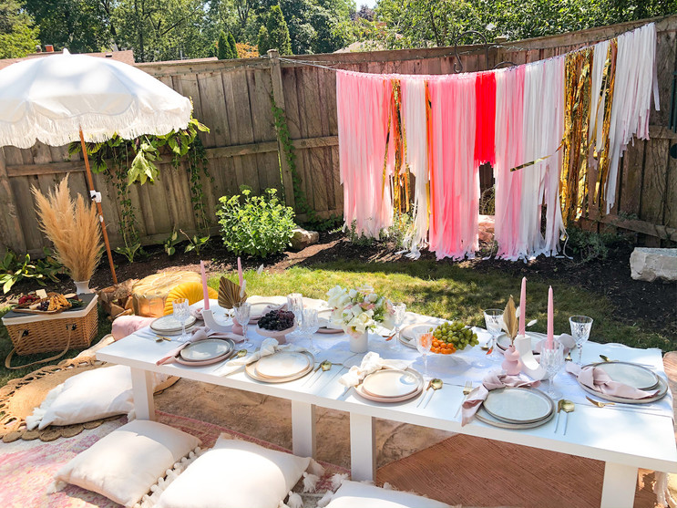 Bridal Shower Picnic Details Chicago 11.