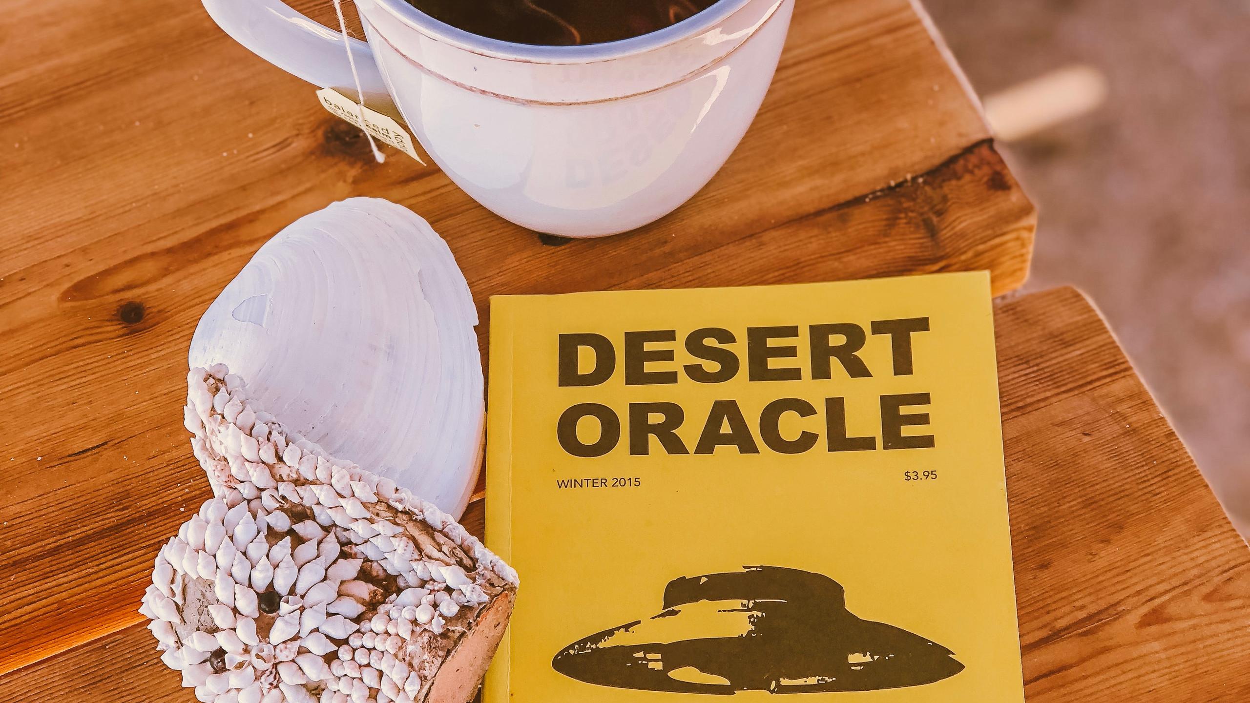 Dessert Reading Material