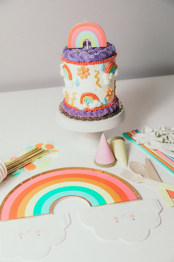 Details Chicago Party Kits Rainbow Lover