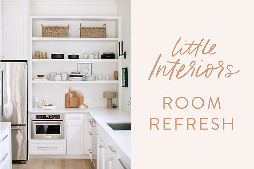 Little Interiors Room Refresh