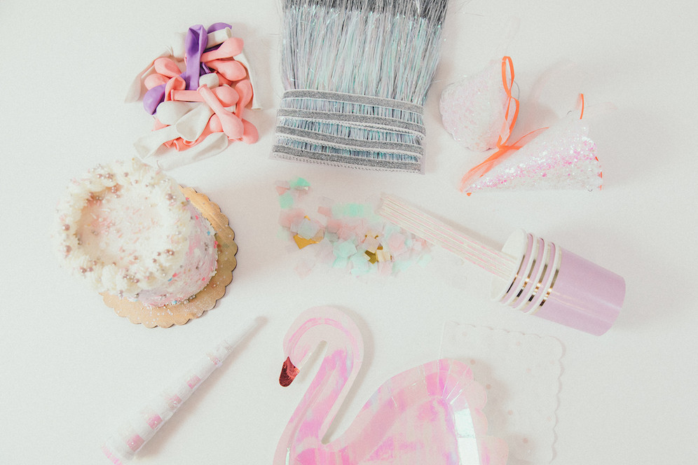 Details Chicago Party Kits Iridescent 24