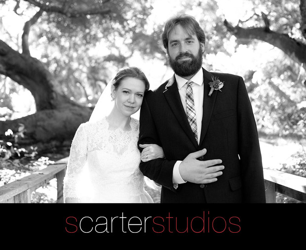 amy carter wedding