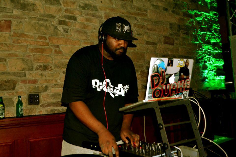 DJ QUAKE WEDDING PROMO PIC 1