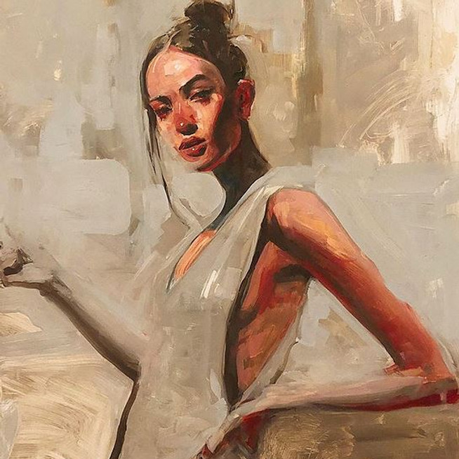 Figure Painting in Oil with Michael Carson, 17-21 August 2020