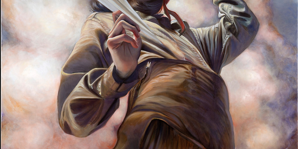 The contemporary figure with Kathrin Longhurst