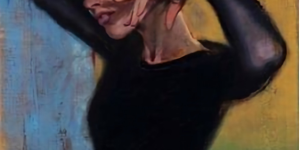 Figure & Abstractions in Oil with J Louis, Aug 31 - 4 Sept 2020