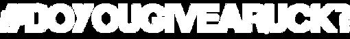Doyougivearuck logo