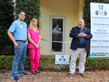 Treasure Coast Animal Rehab Grand Opening