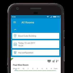 Workibo Mobile Booking