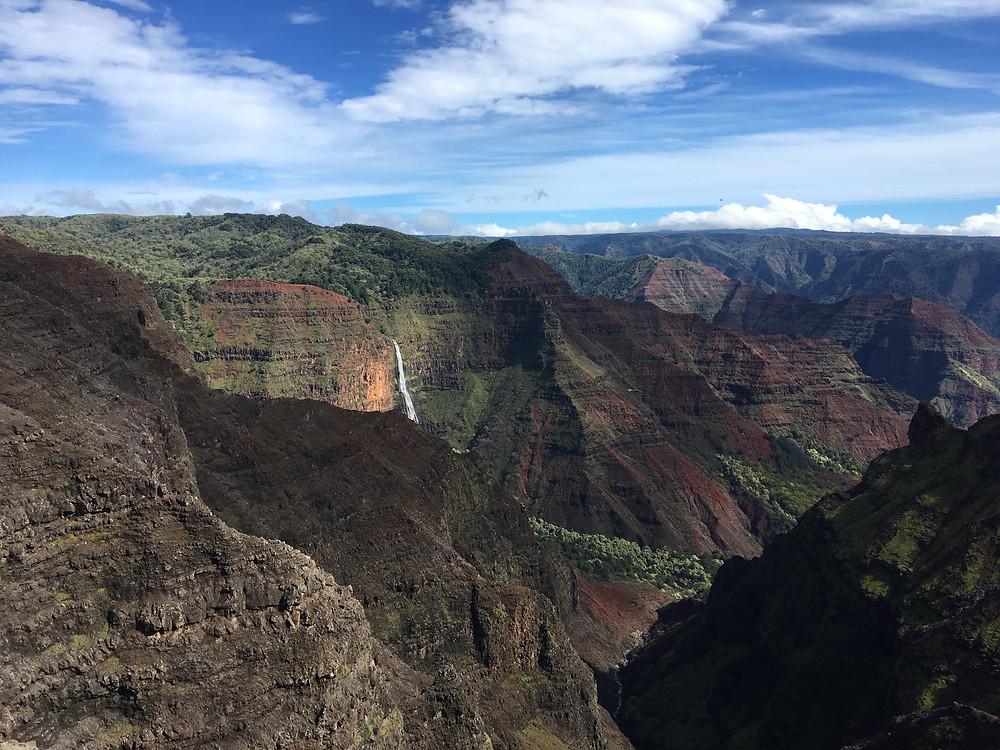 Waimea Canyon, Kauai'i