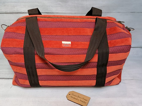 Scape Stripe Weekend Bag