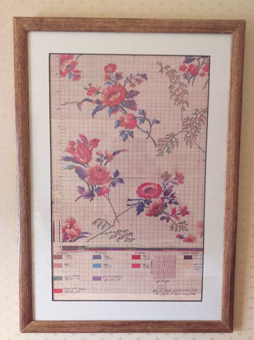 Tapestry Weave Plan Point Paper