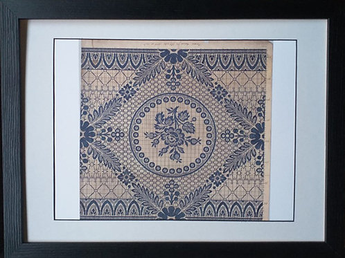 Lace Panel Point Paper