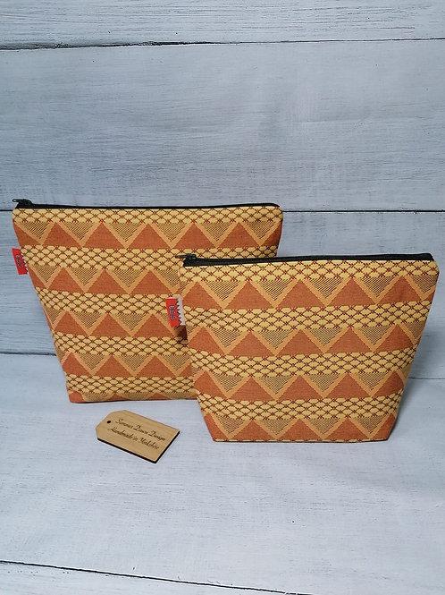 Coco Toiletry Bag - Terracotta