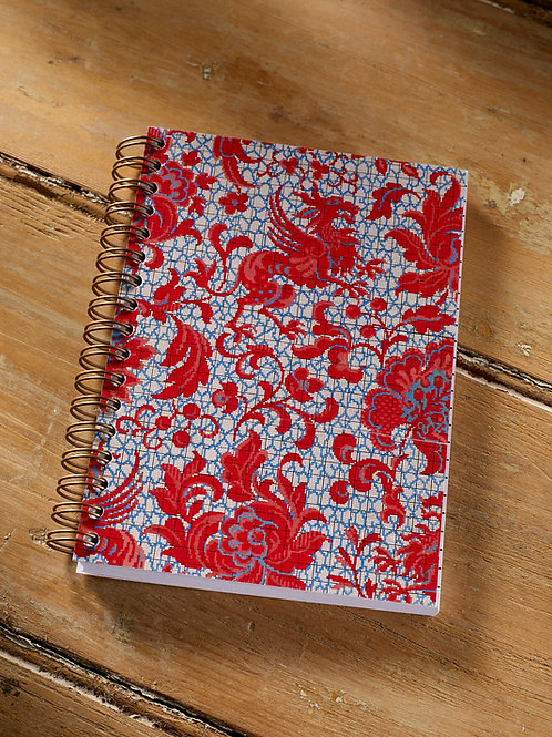 Dragon in Acanthus Notebook