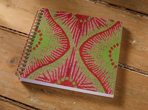 Sunburst Notebook