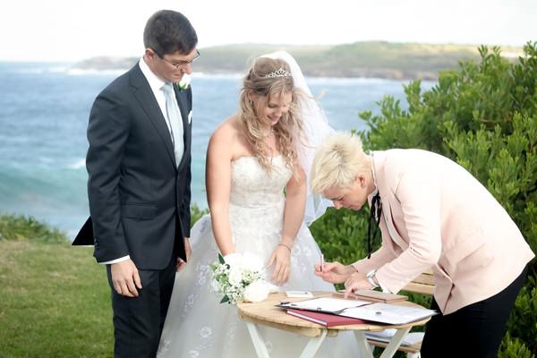 Serge & Nancy's wedding