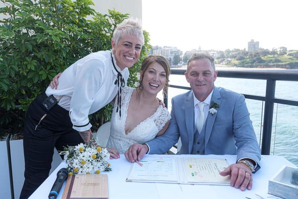 Paul & Renata's wedding