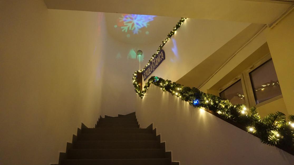 schody wejście