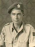 Rowe, Sgt. Kenneth Medcalf  (Blackie) D.C.M.