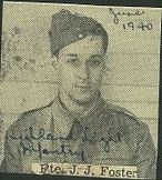 Foster, Pte. Joesph J.