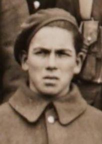 Johnston, Pte. Orville Kenneth