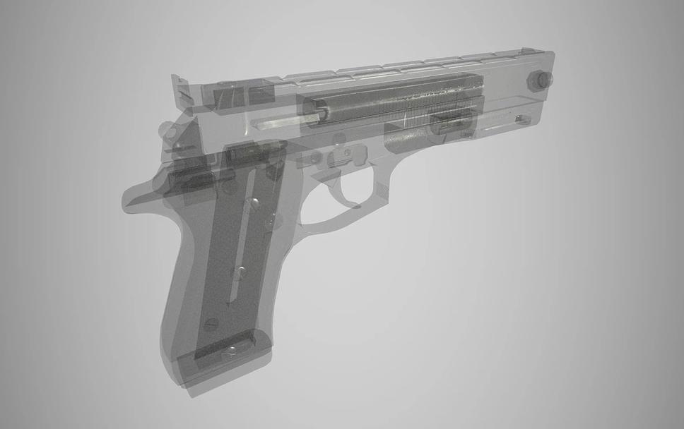 Beretta x Ray