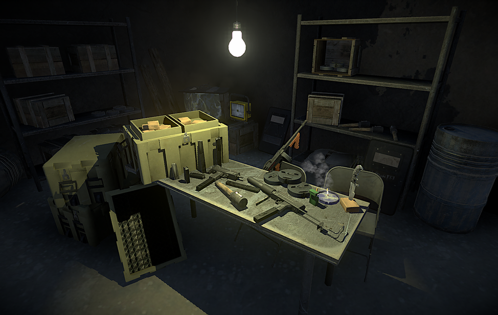 Mercenary Environment