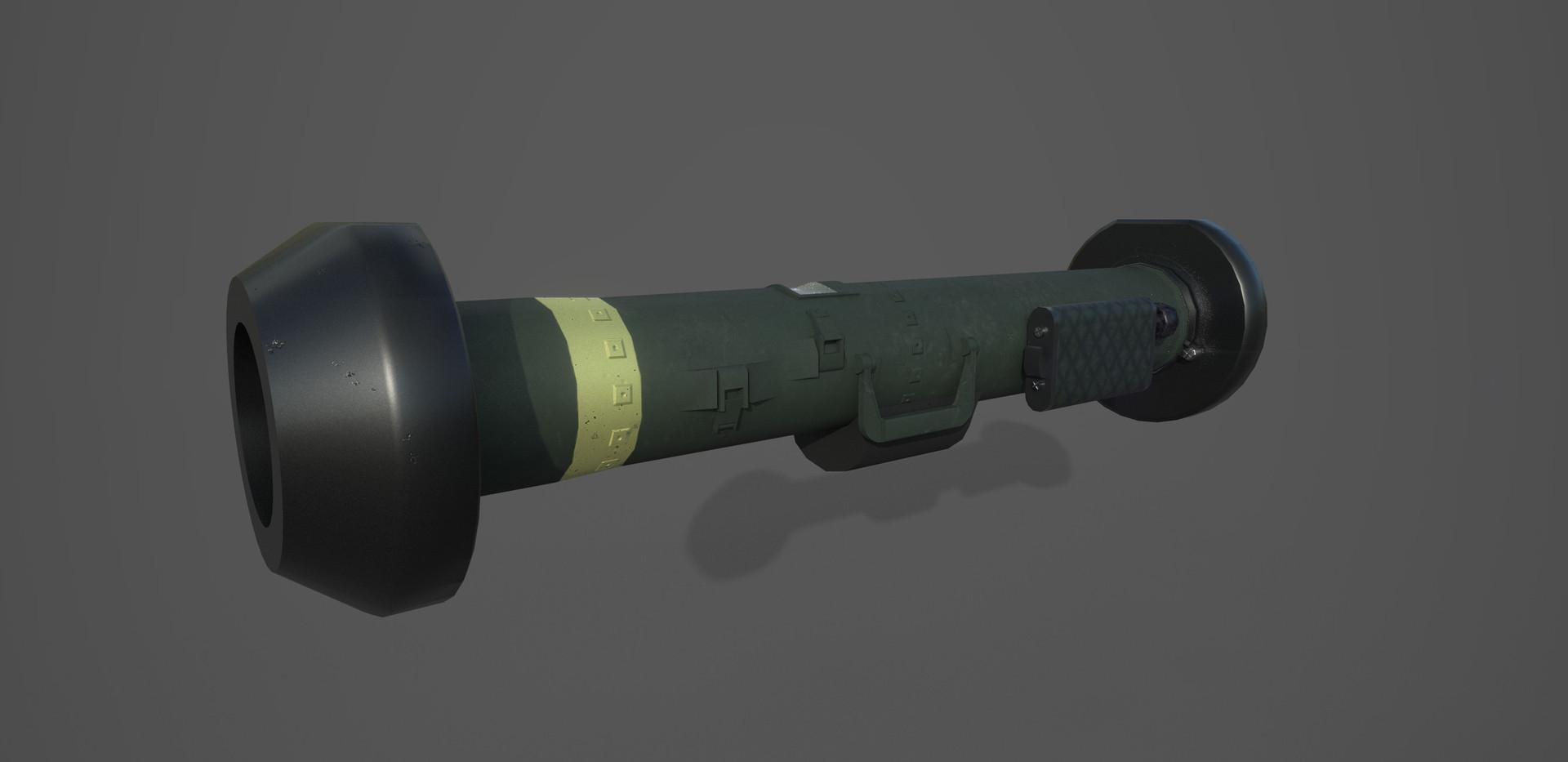 Javelin Launcher