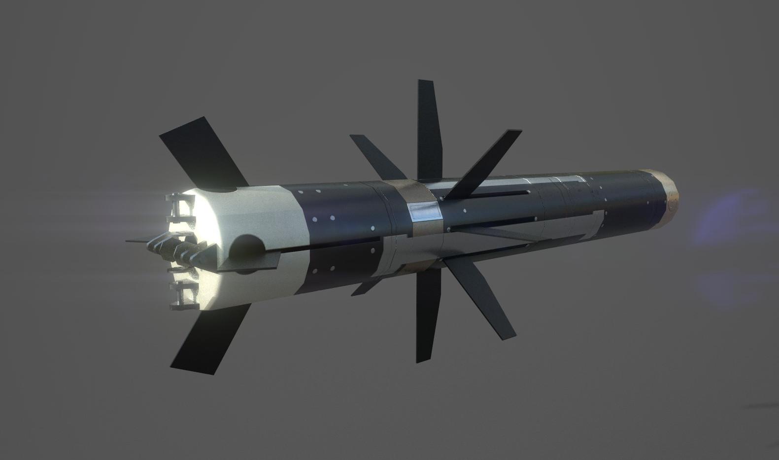 Javelin Missile