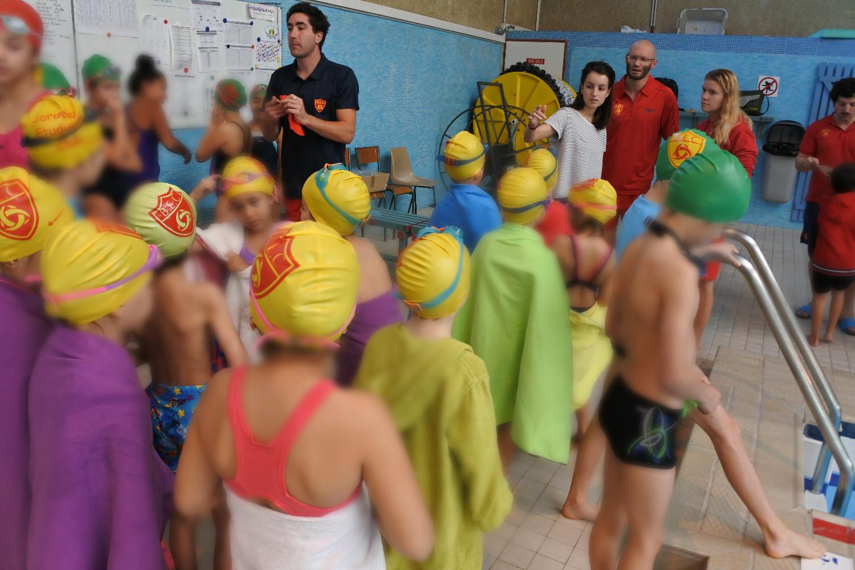 école de natation BEC piscine Universitaire 3