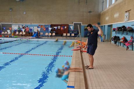 école de natation BEC piscine Universitaire 1