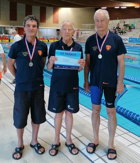 Championnats de France Masters à Mulhouse