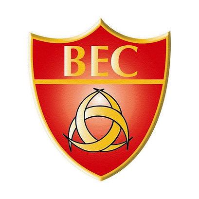 ancien logo du BEC bordeaux étudiants club natation