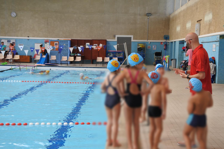 école de natation BEC piscine Universitaire 2