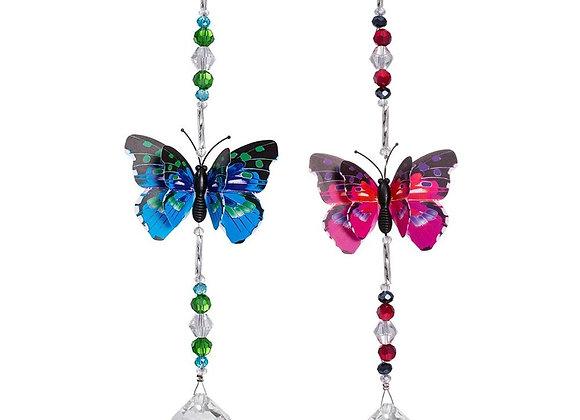 Crystal Suncatcher Butterfly