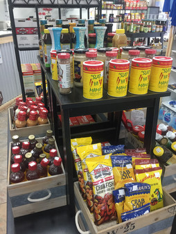 Captain Frazier's Fish Company Spices & Sauces