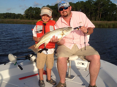 Orange Beach Inshore Fishing Charters