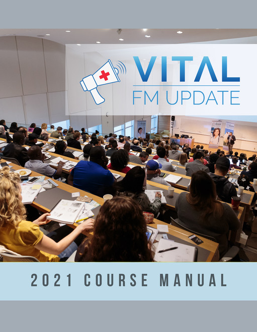 Vital FM Update Episodes 1-4 Course Manual (e-book only)