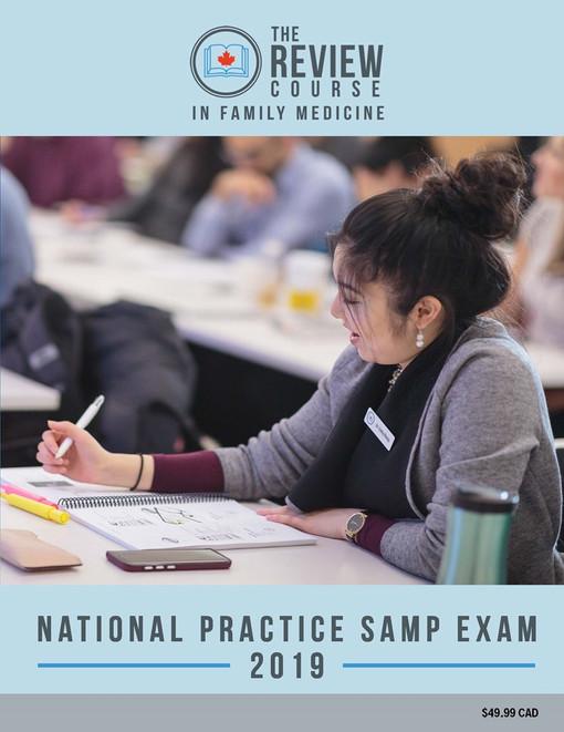 2019 National SAMP Pack