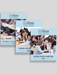 COMBO PACK - National SAMP Examinations from 2019 & 2020 & 2021