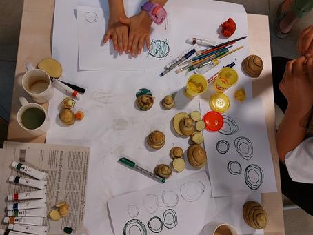 Tag 2 - Wissen begreifen bei der Probe-Uni in Unternberg