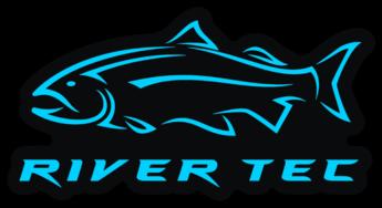 River Tec Blue Decal