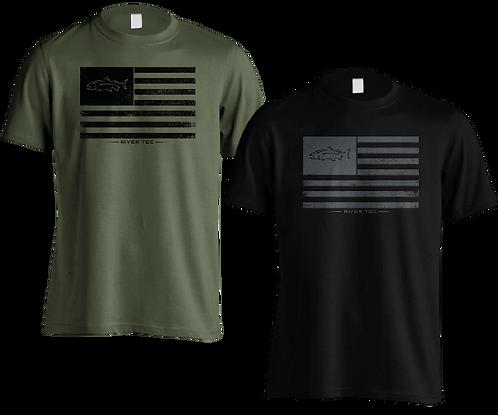 MERICA Flag Shirt