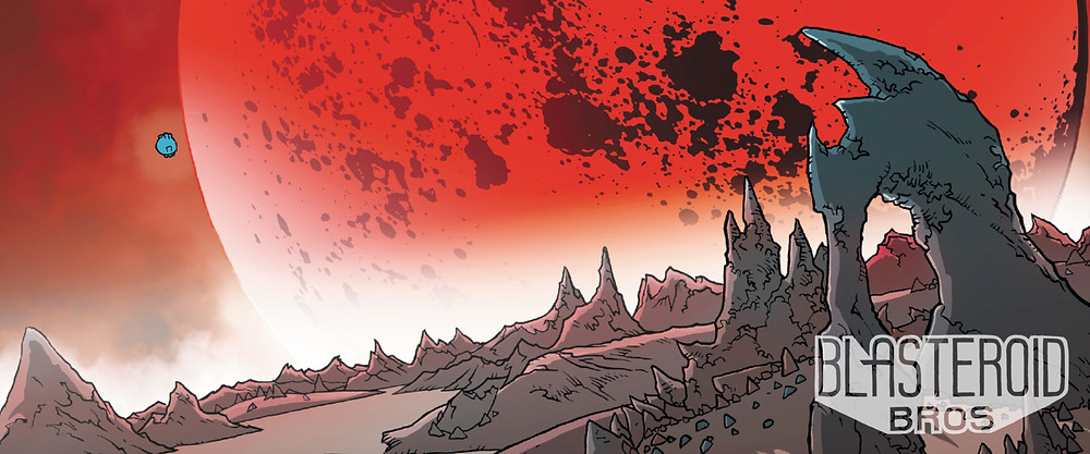 Art by Gianluca Pagliarani, colors by Alan D'Amico.