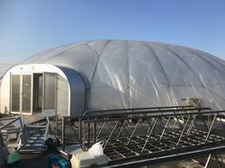 Outside Dome