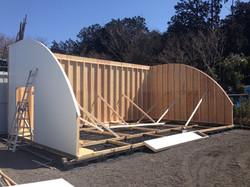 Greenhouse build
